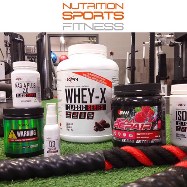 Nutrition Sports Fitness