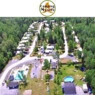 Obtenez 2 nuits au prix de une | Camping Mystic