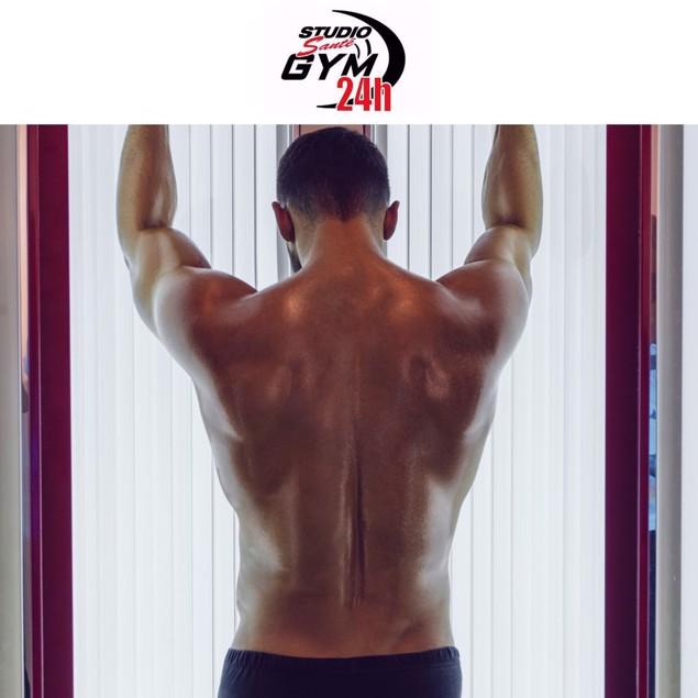 Image de Payez 37,50$ et obtenez 75$ soit 50% pour 100 minutes de bronzage | Studio Santé Gym 24H